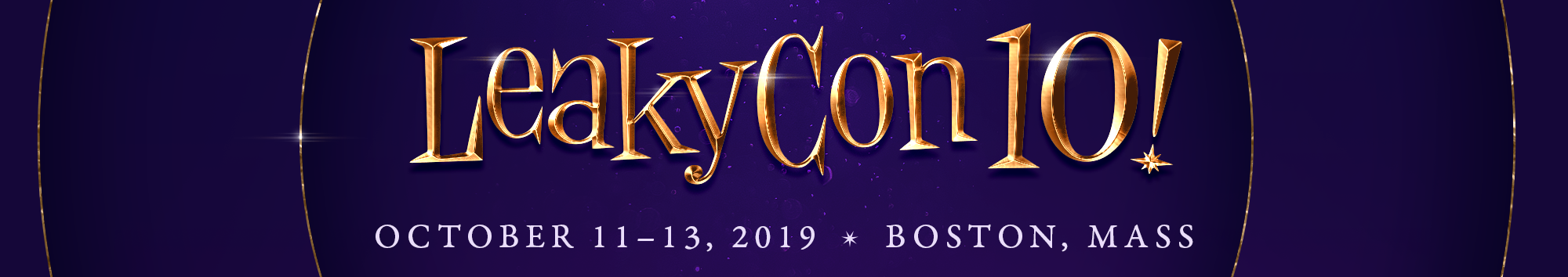 Tickets for LeakyCon 2019: Boston in Boston from ShowClix