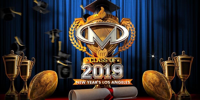 Tickets for Masterbeat Class of 2019: New Years Los Angeles in Los Angeles from ShowClix