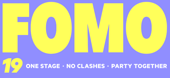 Find tickets from FOMO Festival Tickets