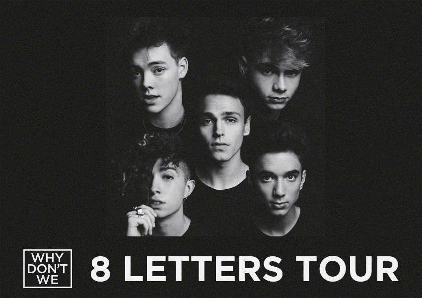 Tickets for Why Don't We VIP Upgrades at Hartman Arena in Park City from Warner Music Group