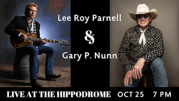 Tickets for Gary P. Nunn & Lee Roy Parnell in Waco from ShowClix