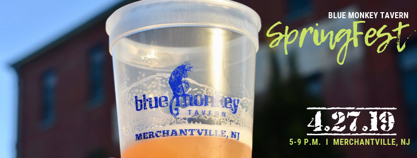 Tickets for Blue Monkey Tavern FallFest in Merchantville from BeerFests.com