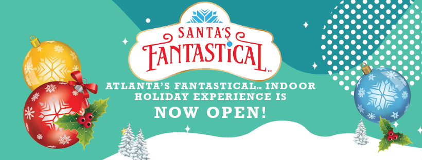 Find tickets from Santa's Fantastical