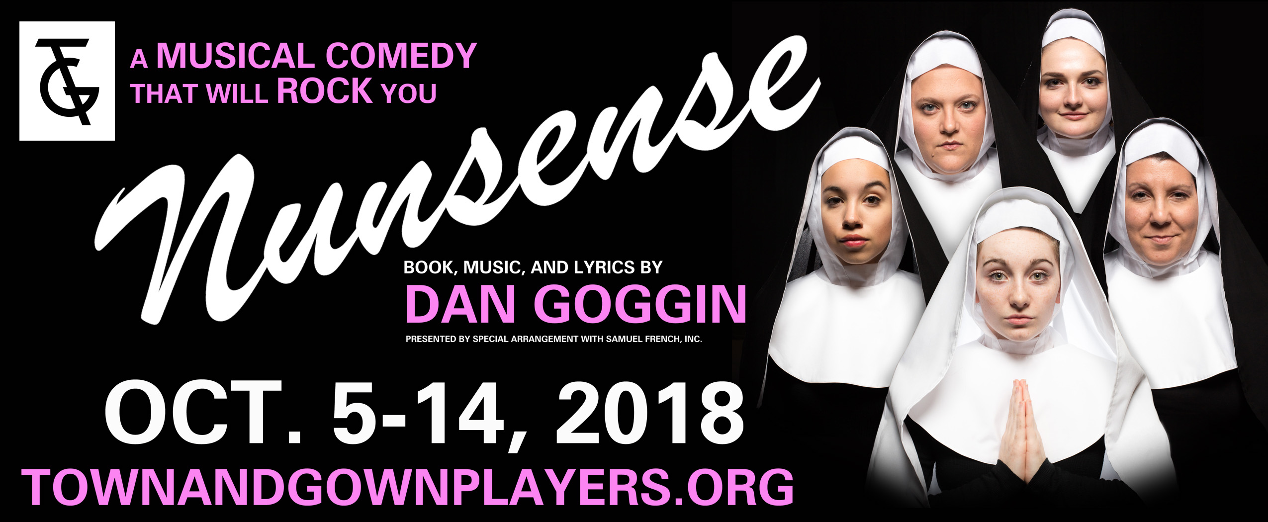 Tickets for Nunsense in Athens from ShowClix