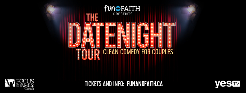 Tickets for THE DATE NIGHT TOUR in Oshawa from BuzzTix