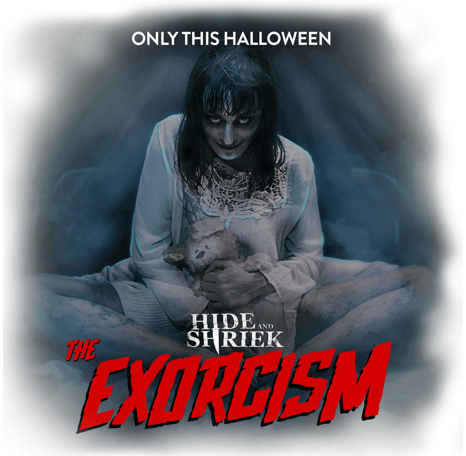 Tickets for Hide and Shriek: The Exorcism in Southend-on-Sea from Ticketbooth Europe
