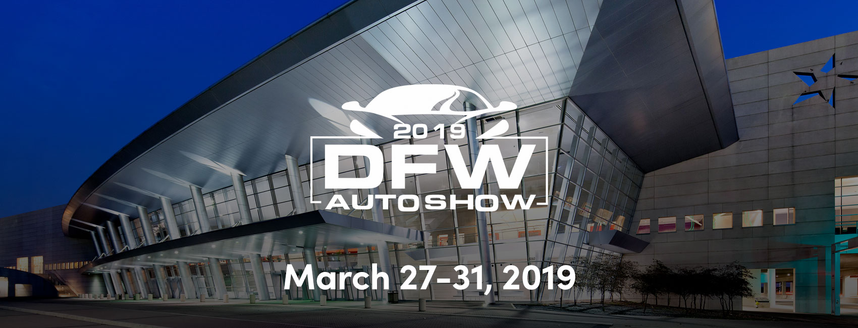 Dallas Auto Show >> Tickets For The 2019 Dfw Auto Show In Dallas From Showclix