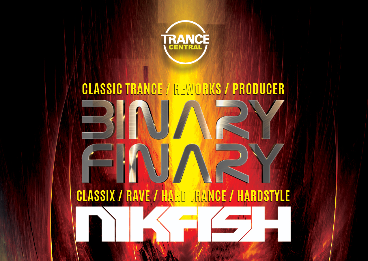 Tickets for CANCELLED: Binary Finary / Nik Fish - Dirty Double in Melbourne from Ticketbooth