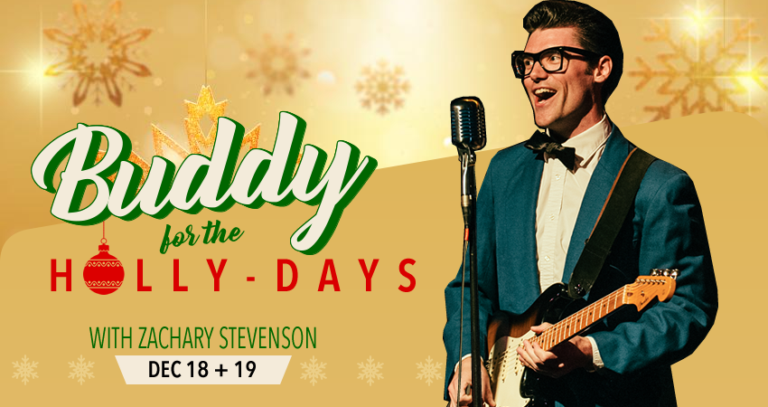 Tickets for Buddy for the Holly-Days in Toronto from Ticketwise