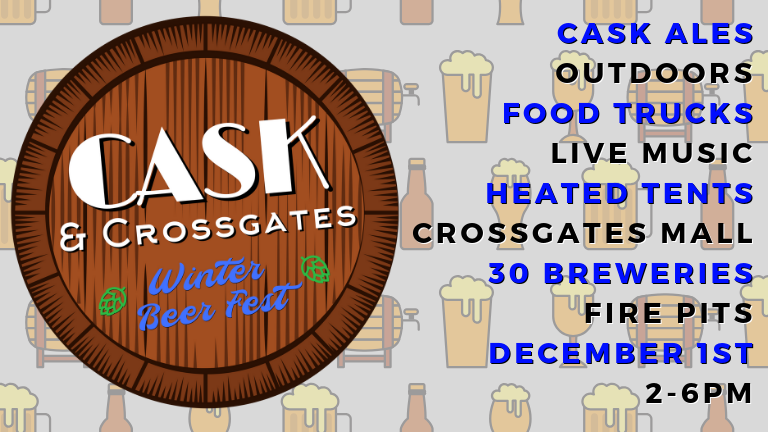 Tickets for CASK & CROSSGATES - Winter Beer Fest in Albany from BeerFests.com