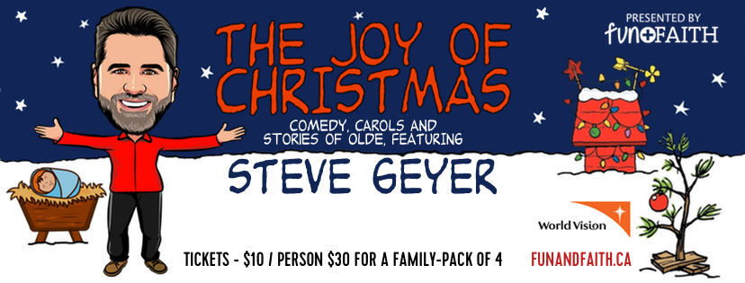 Tickets for The Joy of Christmas in Saskatoon from BuzzTix