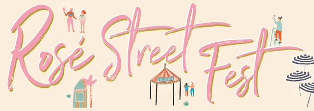 Tickets for Rosé Street Fest in Watsons Bay from Ticketbooth