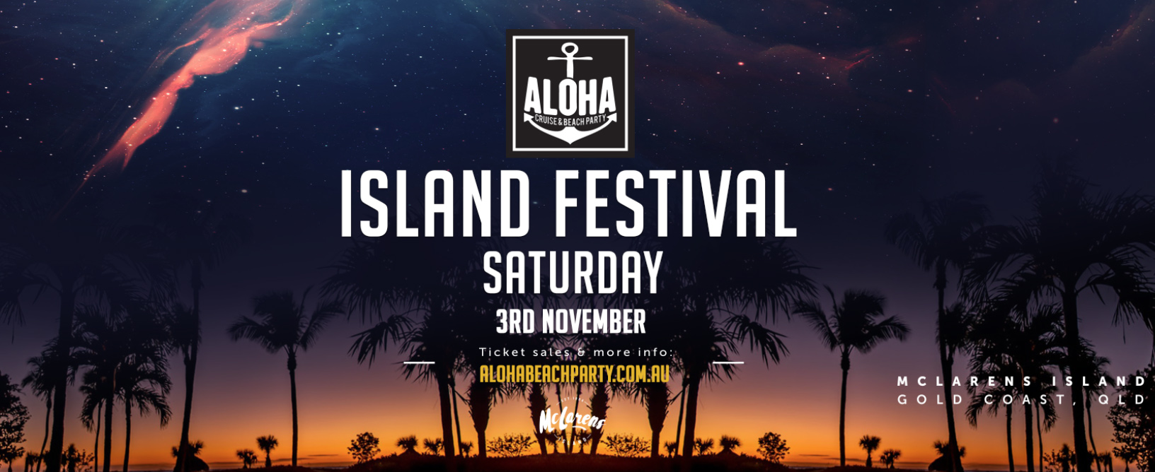 Tickets for Aloha HI LIFE Island Festival in Main Beach from Ticketbooth