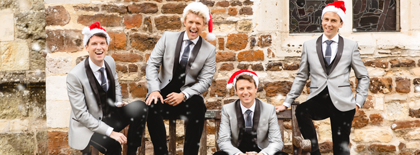 Tickets for G4 Christmas – Sheffield Cathedral 2019 in Sheffield from Ticketbooth Europe