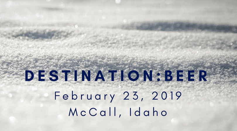 Tickets for Destination:Beer  in McCall from BeerFests.com