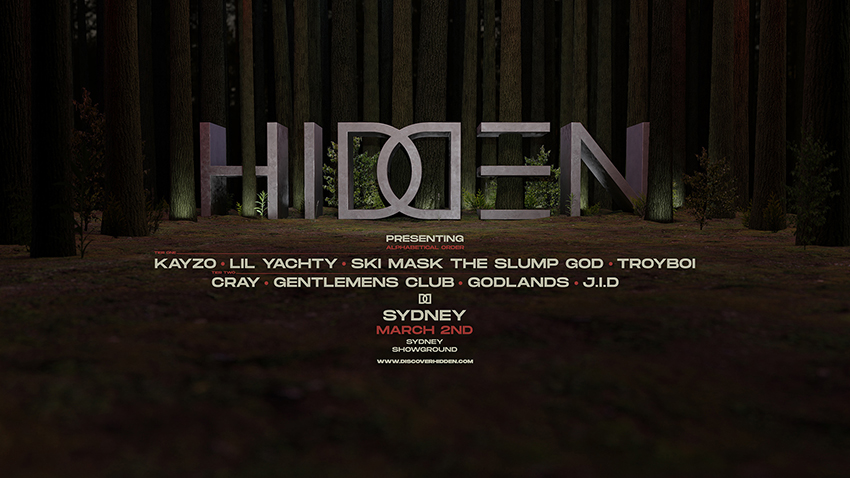 Tickets for HIDDEN 2019 - SYDNEY in Sydney Olympic Park from Ticketbooth