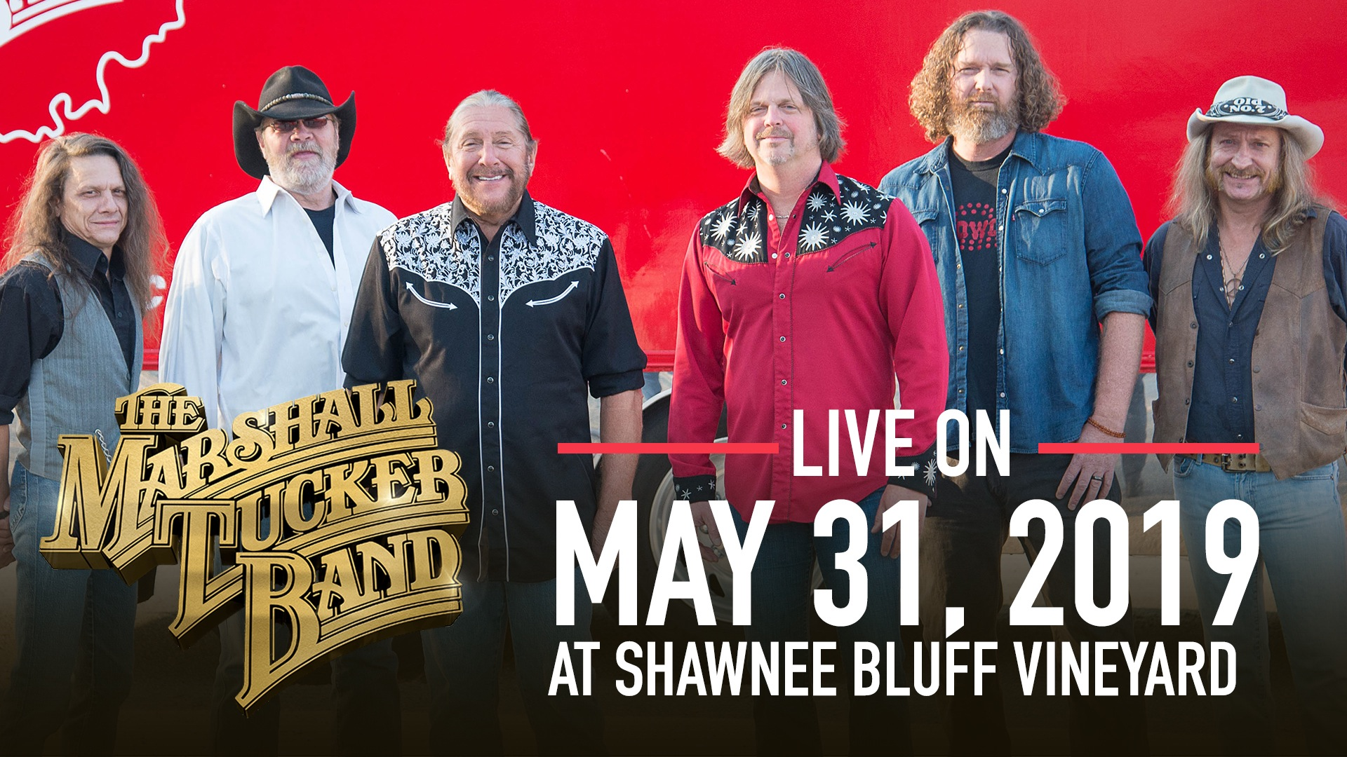 Tickets for The Marshall Tucker Band in Eldon from ShowClix
