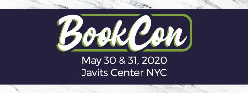 Application for Books for Breakfast at BookCon 2019 in New York from ShowClix