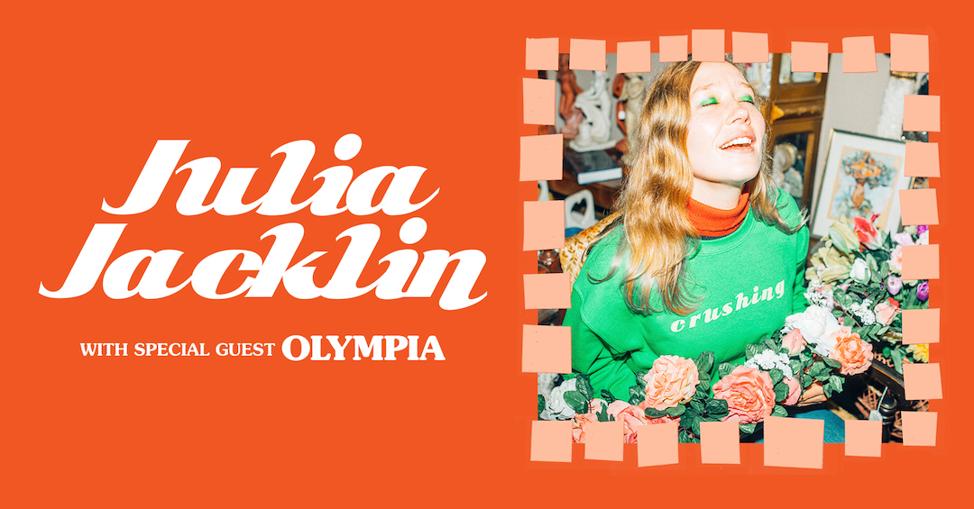 Tickets for JULIA JACKLIN in Newcastle from Ticketbooth
