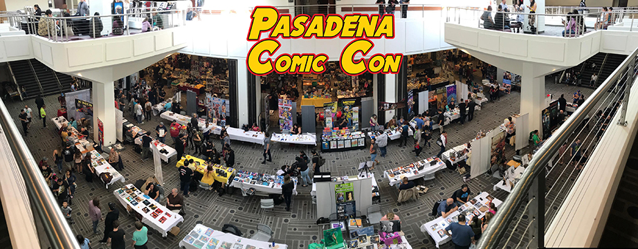Tickets for Pasadena Comic Con  in Pasadena from ShowClix