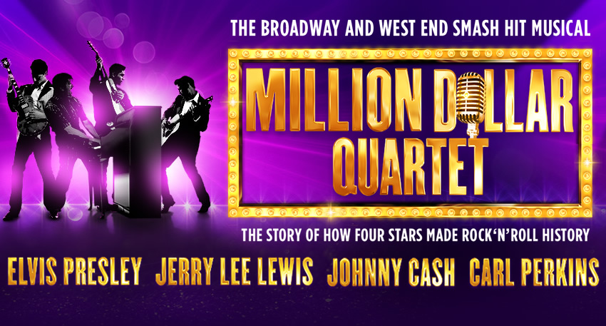 Tickets for Million Dollar Quartet in Toronto from Ticketwise