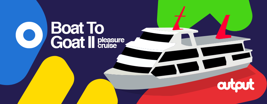 Tickets for Boat to Goat II Pleasure Cruise in Sydney from Ticketbooth
