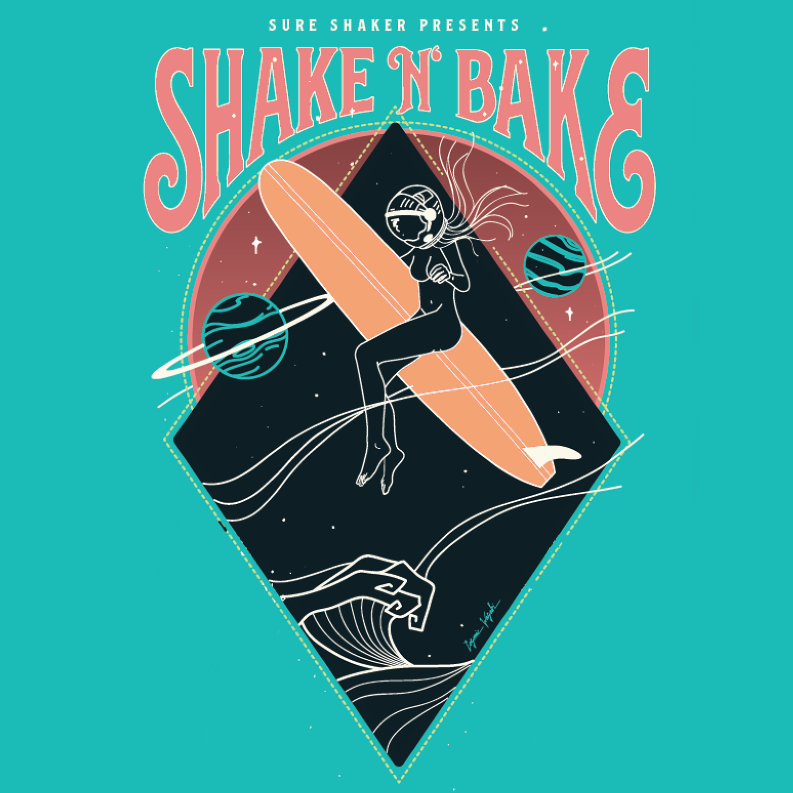 Tickets for Shake N Bake in Newcastle from Ticketbooth