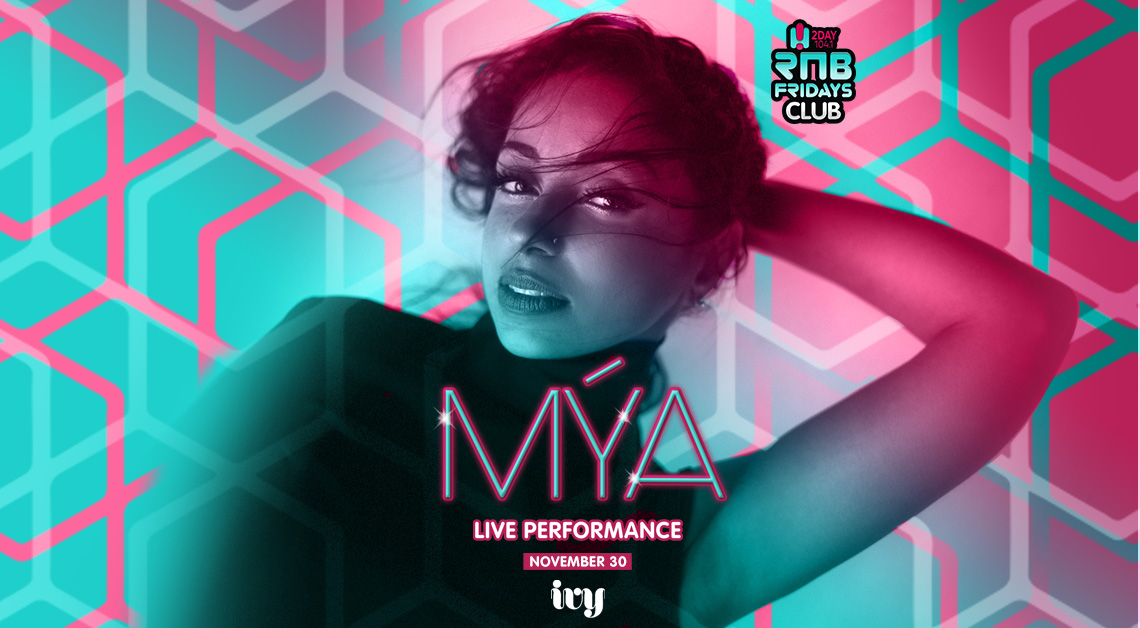 Tickets for RNB Fridays | Poolclub Takeover ft. MYA  in Sydney from Merivale