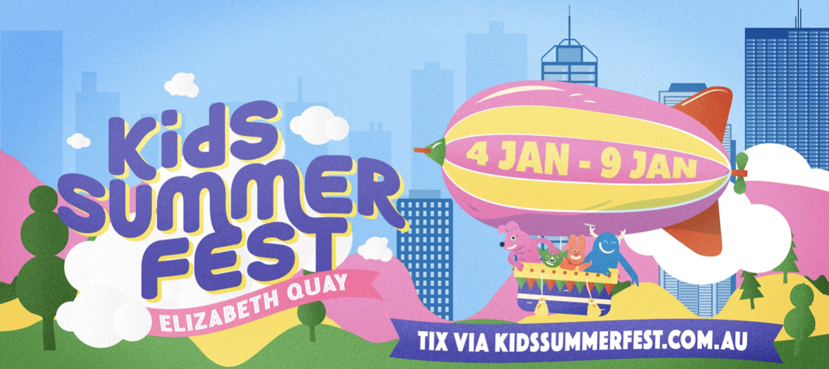 Tickets for Kids Summer Fest in Perth from Ticketbooth