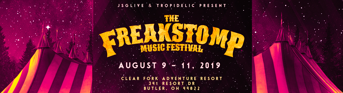 Tickets for The Freakstomp Music Festival 2019 in Butler from ShowClix