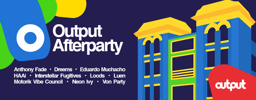 Tickets for Output After Party in Chippendale from Ticketbooth