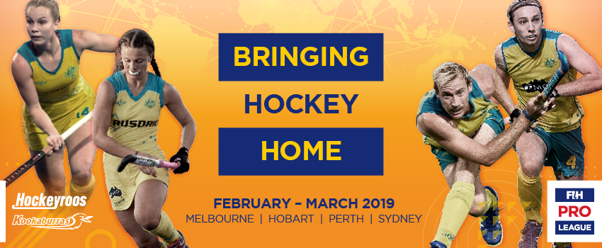 Tickets for 2019 FIH Pro League - Melbourne in Parkville from Melbourne Sports Centre