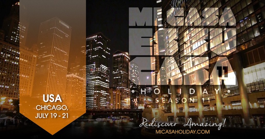 Tickets for MI CASA HOLIDAY (MCH 11) Boat party 2019 - Chicago in Chicago from ShowClix
