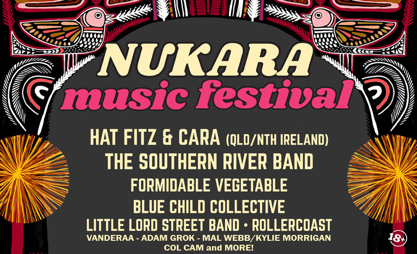 Tickets for Nukara Music Festival 2019 in Nanson from Ticketbooth