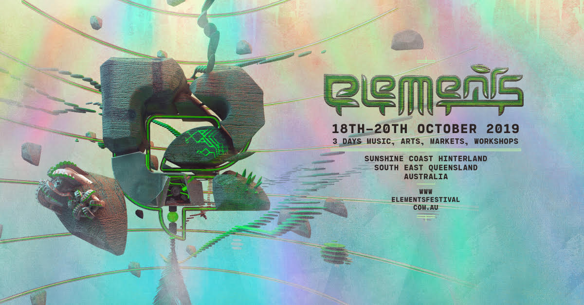 Tickets for Elements Festival 2019 in Kingaham from Ticketbooth
