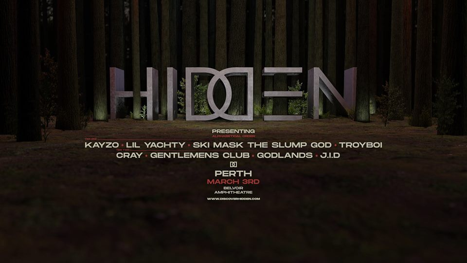 Tickets for HIDDEN 2019 - PERTH - The VIP Hidden Experience in Upper Swan from Ticketbooth