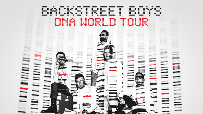 Tickets for Backstreet Boys in Budapest from FUNCODE