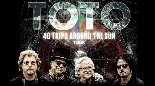 Tickets for Toto in Budapest from FUNCODE