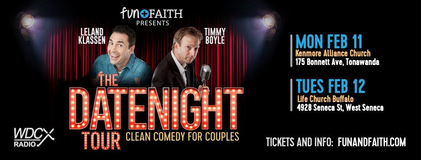 Tickets for THE DATENIGHT TOUR in Tonawanda in Tonawanda from BuzzTix