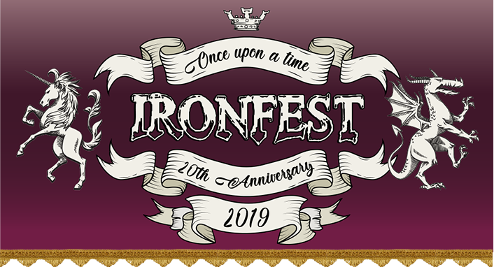 Tickets for Ironfest 2019 - Once Upon A Time in Lithgow from Ticketbooth