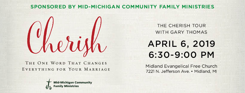 Tickets for The Cherish Marriage Event in Midland from BuzzTix