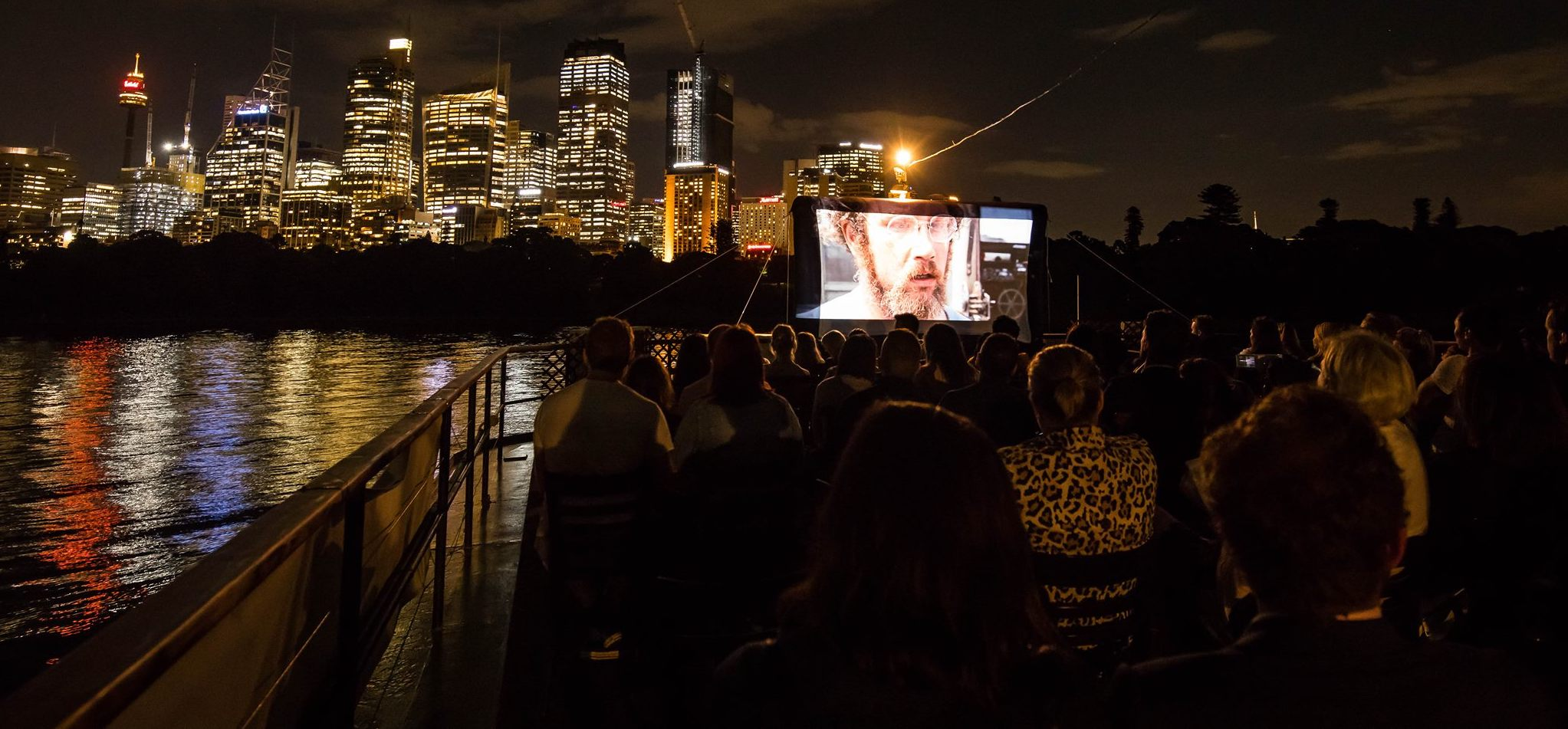 Tickets for Floating Cinema Season One in Sydney from Ticketbooth