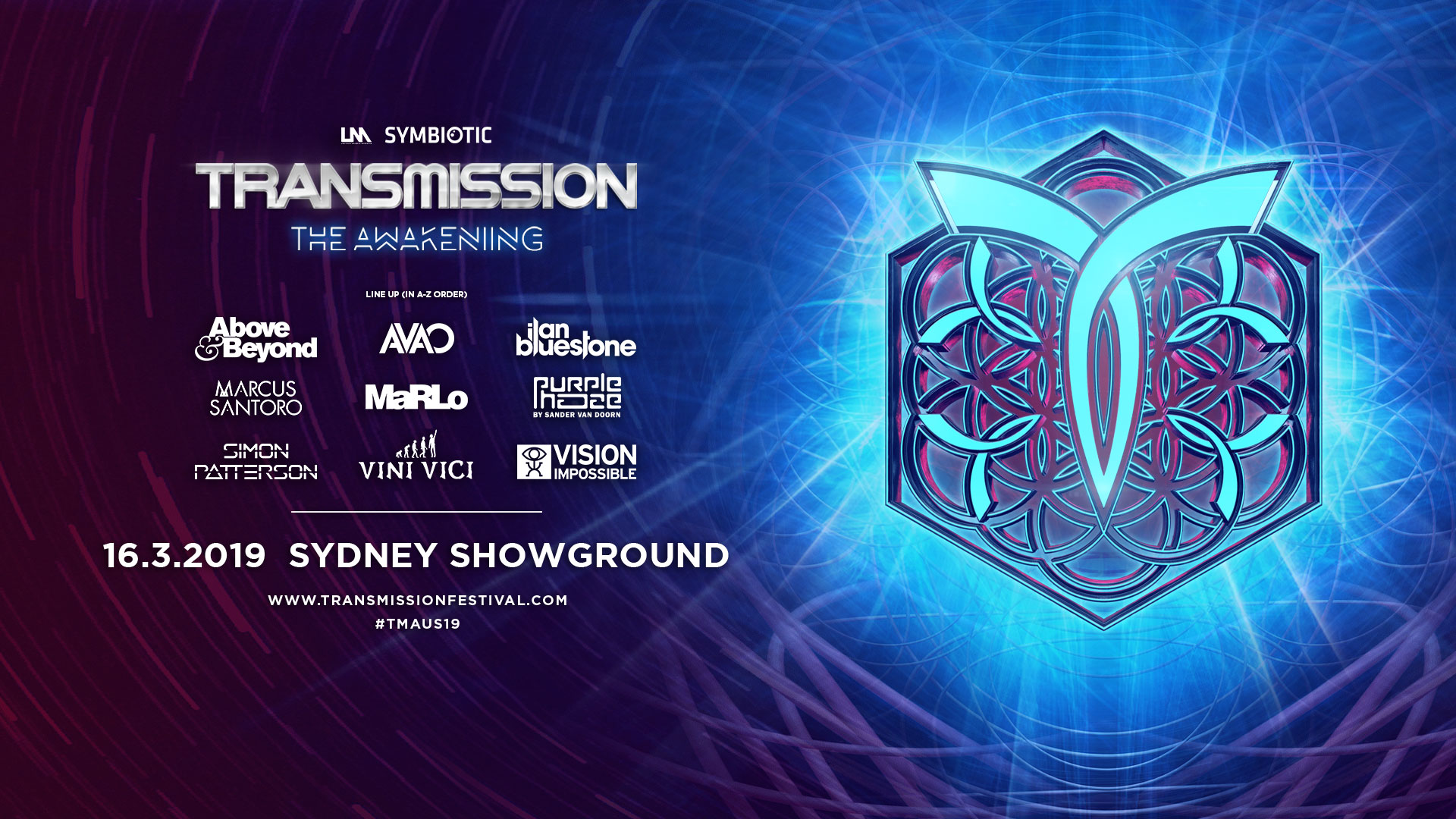 Tickets for Transmission: The Awakening Australia 2019 in Sydney Olympic Park from Ticketbooth