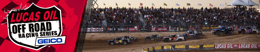Find tickets from Lucas Oil Off Road