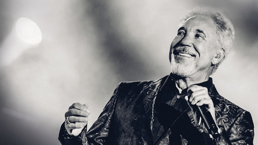 Tickets for Tom Jones in Budapest from FUNCODE