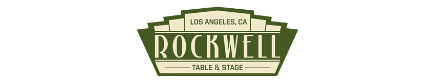 Find tickets from Rockwell Table & Stage