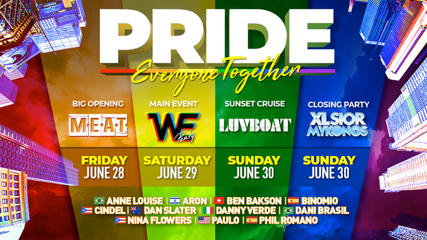 Tickets for PRIDE 2019 | Weekend Pass | NEW YORK CITY in NY from ShowClix