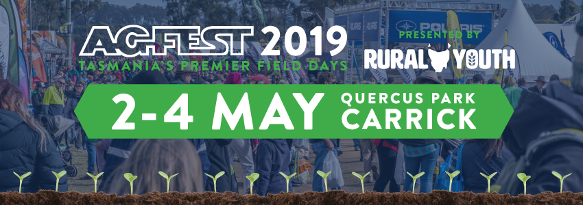 Tickets for Agfest 2019 - Tasmania's Premier Field Days in Carrick from Ticketbooth