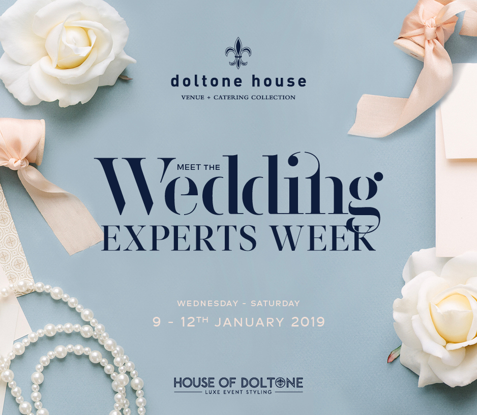 Tickets for Meet the Wedding Experts Week in Pyrmont from Ticketbooth