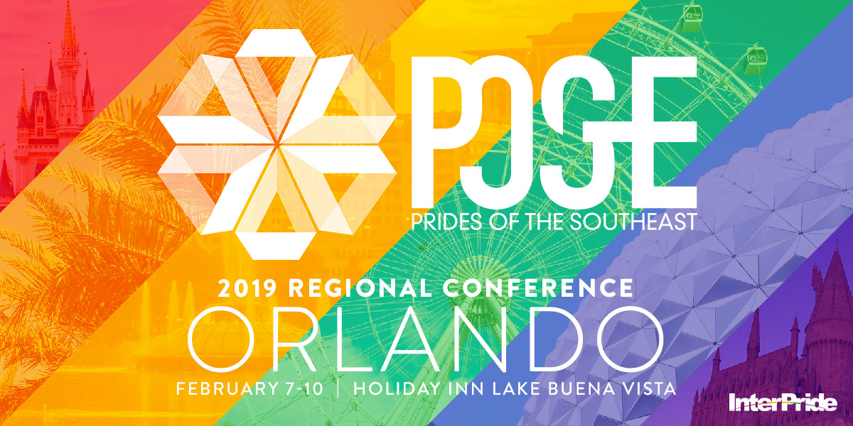 Tickets for InterPride POSE 2019 Regional Conference in Orlando from ShowClix
